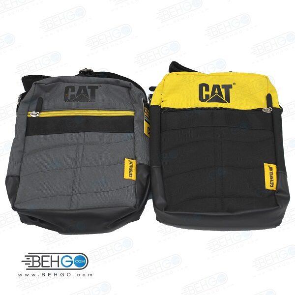 کیف موبایل ، لوازم و کیف پاور بانک مدل کت 1 هفت اینچ کیف گردنی ،دوشی و کمری CAT 1 7″ Mobile Accessories Bag