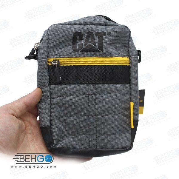 کیف موبایل ، لوازم و کیف پاور بانک مدل کت 1s کیف گردنی ،دوشی و کمری CAT 1S Mobile Accessories Bag