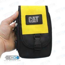 کیف موبایل ، لوازم و کیف پاور بانک مدل کت 2s کیف گردنی ،دوشی و کمری CAT 2s Mobile Accessories Bag