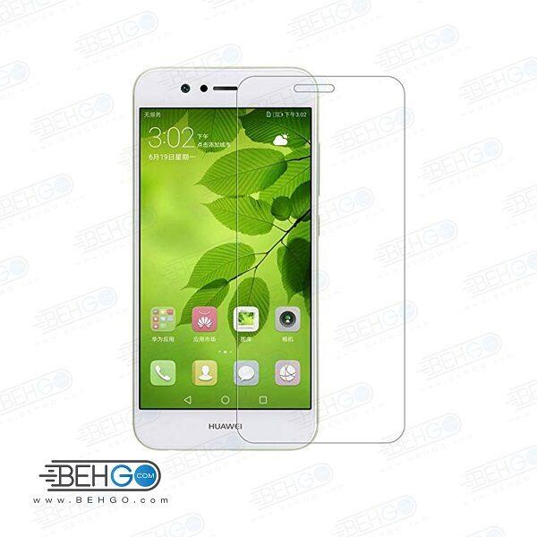 گلس نوا2 بی رنگ و شفاف هواوی nova2 مناسب nova 2 محافظ صفحه نمایش شیشه ای Glass Screen Protector huawei nova2