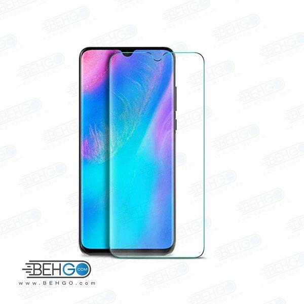 گلس پی 30 لایت بی رنگ و شفاف هواوی p30 lite یا ,پی 30 لایت محافظ صفحه نمایش شیشه ای Glass Screen Protector huawei p30 lite