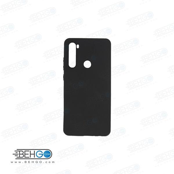قاب نوت 8 شیائومی رنگ مشکی note 8 کاور گوشی شیائومی ردمی نوت8 Best TPU Black Back Cover for Xiaomi Redmi Note8