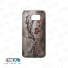 قاب گوشی سامسونگ اس سیکس اج s6 اج طرح دار مدل درخت Back cover For Samsung galaxy S6 edge