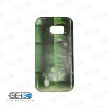 قاب گوشی سامسونگ اس سیکس اج s6 اج طرح دار مدل بامبو Back cover For Samsung galaxy S6 edge