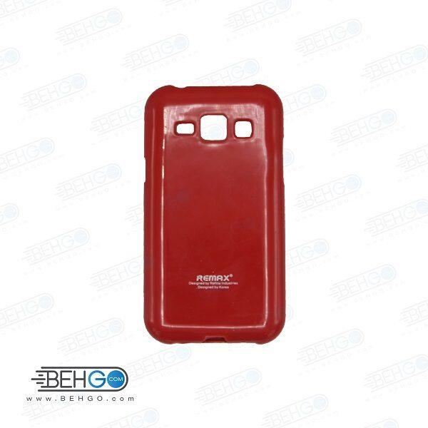 قاب گوشی سامسونگ جی 1 رنگ قرمز back cover For Samsung galaxy J1