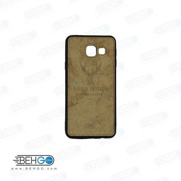 قاب گوشی a3 2016 کاور سامسونگ a310 مدل گوزن کاور گوشی مناسب سامسونگ Best Deer Case for Samsung Galaxy A3 2016