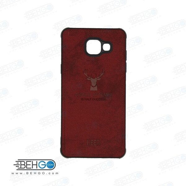 قاب گوشی a5 2016 کاور سامسونگ a510 مدل گوزن کاور گوشی مناسب سامسونگ Best Deer Case for Samsung Galaxy A5 2016