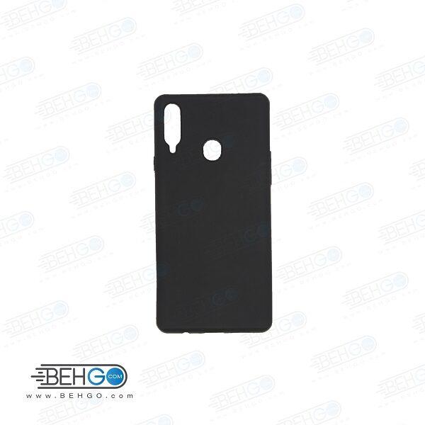 قاب A20s سامسونگ رنگ مشکی ای بیست اس کاور گوشی سامسونگ گلکسی ا 20 اس Best TPU Black Back Cover for Samsung A20s