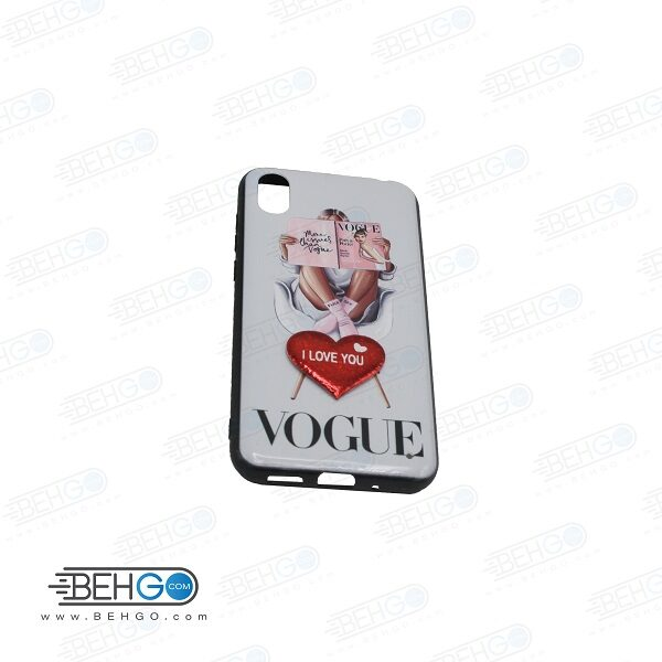 قاب y5 2019 کاور گوشی موبایل طرح دار وای پنج پرایم قاب دخترانه مناسب ولنتاین VALENTINE Case for Y5 Prime 2019 \ Honor 8S