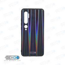 قاب گوشی ردمی نوت 10 پرو کاور ردمی نوت 10 شیائومی Xiaomi Redmi Note10 Pro لیزری رنگی محافظ قاب ردمی نوت 10پرو شیائومی Tempered Glass Laser Case Xiaomi Redmi Note10/Note 10 Pro