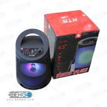 بلندگو یا اسپیکر اصلی بلوتوثی و فلش خور قابل حمل با کیفیت Best Bluetooth speaker KTS-1066
