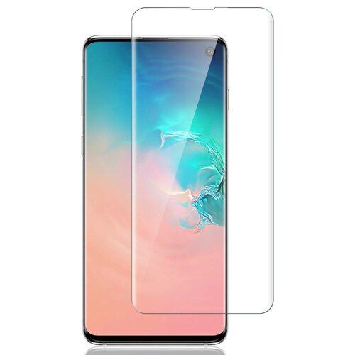 بهترین گلس گوشی سامسونگ S10 محافظ صفحه نمایش شیشه ای سامسونگ اس 10 تمام صفحه اس ده با پوشش کامل مدل یو وی UV Nano Glass For Samsung Galaxy S10