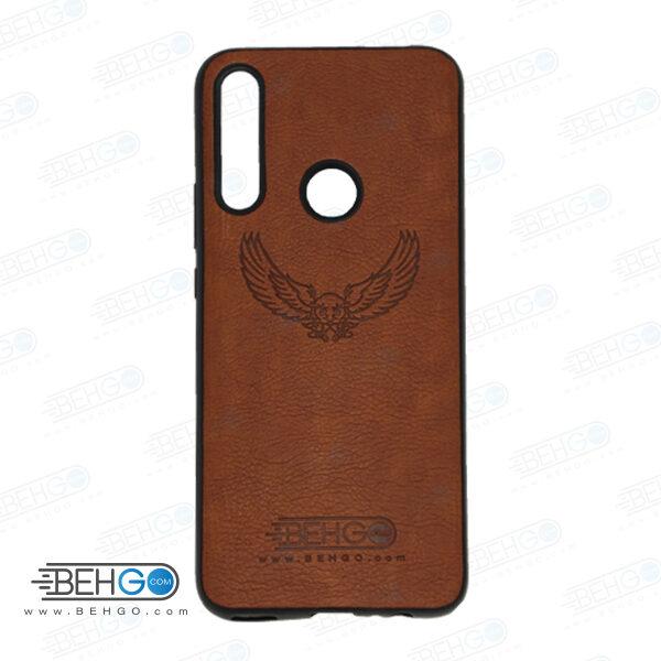 قاب وای 9 پرایم 2019 کاور وای نه پرایم 2019 طرح عقاب مناسب گوشی موبایل Honor 9x محافظ Best Eagle Case for Huawei Y9 prime 2019/Honor 9x