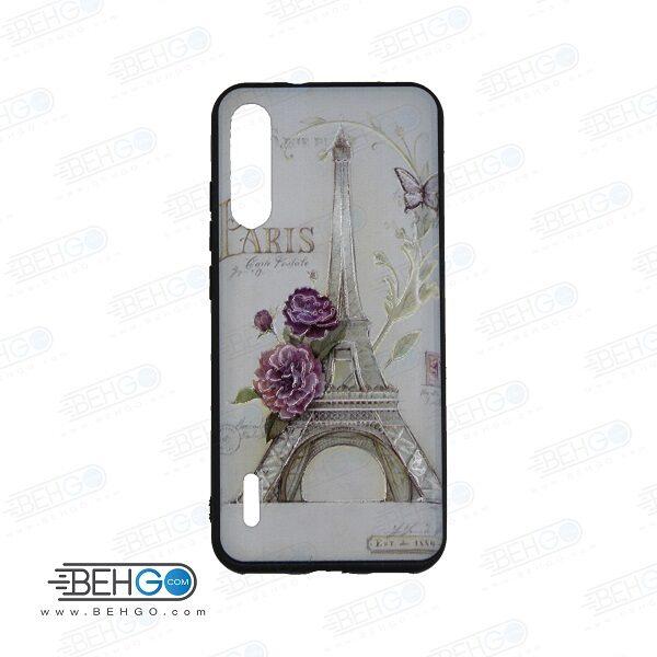 قاب mi A3 طرح دار برجسته کاور گوشی می آ سه شیائومی Original new case For Xiaomi Mi A3/cc9e