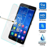 گلس G630 بی رنگ و شفاف هواوی جی 630 محافظ صفحه نمایش شیشه ای Glass Screen Protector huawei G630/G 630