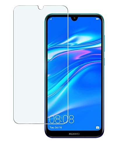 گلس y5 2019 بی رنگ و شفاف هواوی وای 5 2019 یا هانر 8اس محافظ صفحه نمایش شیشه ای Glass Screen Protector huawei Y5 Prime 2019 / y5 2019/honor 8s