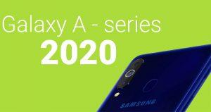 گوشی های جدید سامسونگ گلکسی A31 ،A11 و A41