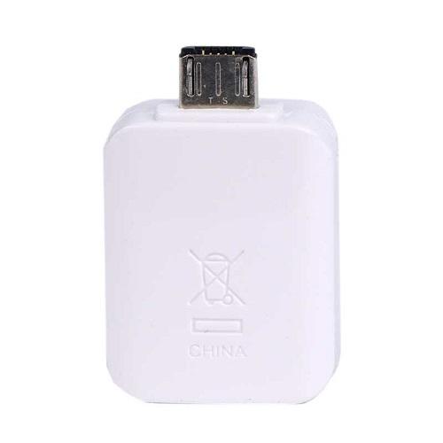 تبدیل فلش به گوشی موبایل سامسونگ ،هواوی و سایر مدل های میکرو یو اس بی مدل اصلی سامسونگ مبدل OTG سامسونگ گلکسی تبدیل میکرو او تی جی Original Samsung Galaxy Micro OTG USB Adapter