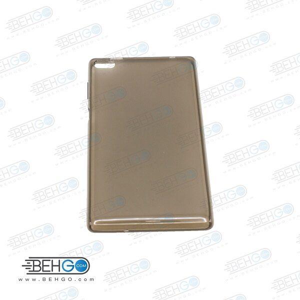 قاب تبلت لنوو 7104 Tab E7 کاور تبلت لنوو Best TPU Back Cover for lenovo tab E7 7104