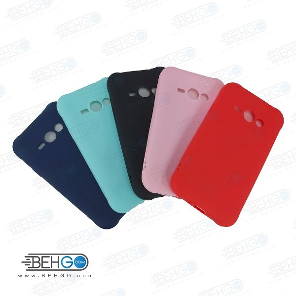 قاب سامسونگ J1 ace کاور گوشی سامسونگ Best TPU Back Cover for Samsung Galaxy J110 /J111 / J1 ace