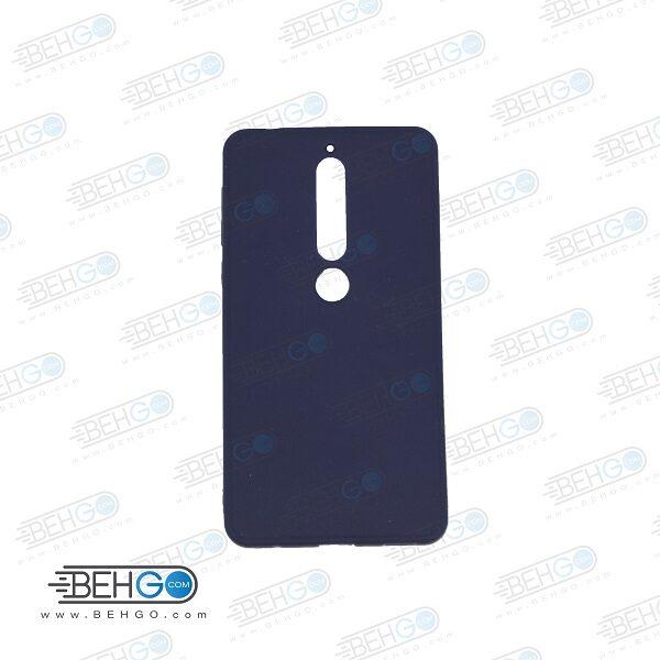قاب Nokia 6.1 نوکیا شش و یک کاور گوشی نوکیا Best TPU Back Cover for Nokia 6.1