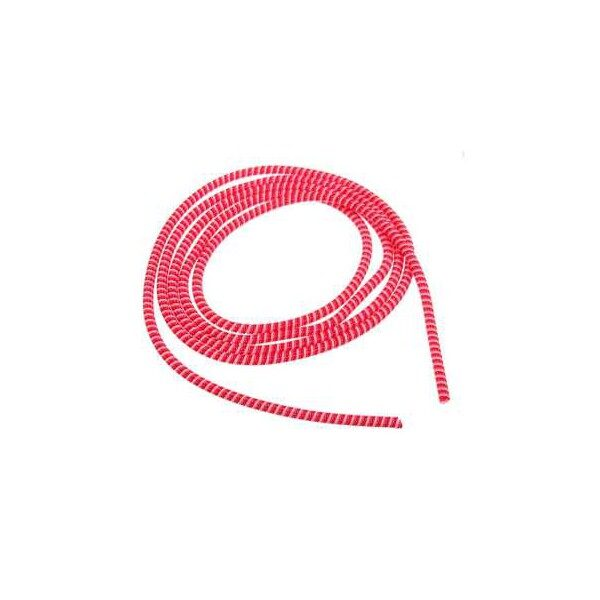 محافظ کابل شارژر و هندزفری مدل فنری روکش پلاستیکی مقاوم cable and handsfree protector