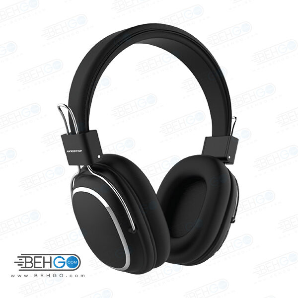 هدفون بی سیم کینگ استار مدل KINGSTAR Headphone KBH48