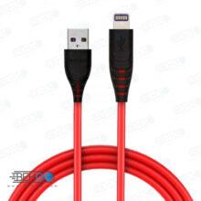 کابل شارژ آیفون لایتنینگ مدل آرسون Arson s1 charge lightning cable