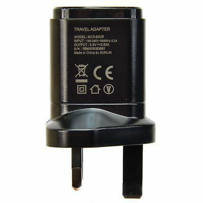 کلگی شارژر اورجینال ال جی مدل MCS-02UR سرکارتنی مناسب شارژ  سرجعبه 100 درصد اصلی الجی LG Travel Charger 1.8A Mains Adapter MCS-02UR For LG K8 K10 G4 G2 G3