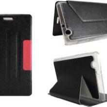 کیف تبلت هواوی T3 مدل 7 اینچ کاور قاب تبلت هواوی تی سه 7 اینچ مدیاپد T3 هواوی کیف محافظ تبلت هواوی Folio Cover 7 inch Huawei MediaPad T3