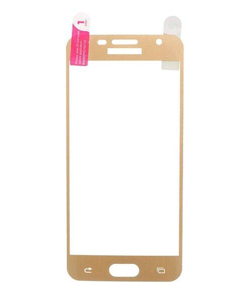 گلس جی 5 پرایم رنگ طلایی مدل نانو محافظ صفحه نمایش تمام صفحه نانو سامسونگ Somax Nano Glass For Samsung Galaxy G570 /On5 2016 / J5 Prime