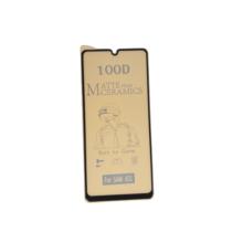 گلس مات a31 سامسونگ با پوشش کامل محافظ سرامیکی مات اصلی a 31 سامسونگ ا سی و یک انعطاف پذیر نشکن با چسب کامل محافظ صفحه نمایش نانو سرامیکی مات Original Matte Nano Flexible Ceramic Full Coverage Screen Protector with Full Glue Anti Broken For samsung a 31 / a31