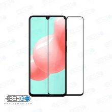 گلس A41 سامسونگ A41 محافظ صفحه نمایش شیشه ای ا41 تمام چسب گلس ای 41 سامسونگ Full Glue Glass Samsung Galaxy A 41 / A41