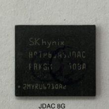 آی سی هارد H9TP65A8 JDAC 8G