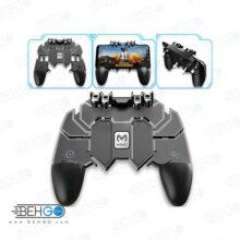 دسته بازی ممو PubG مدل AK-66 با ارسال رایگان مناسب برای بازی موبایل پابجی و کالاف PubG AK 66 Game AK66 Controller For PUBG