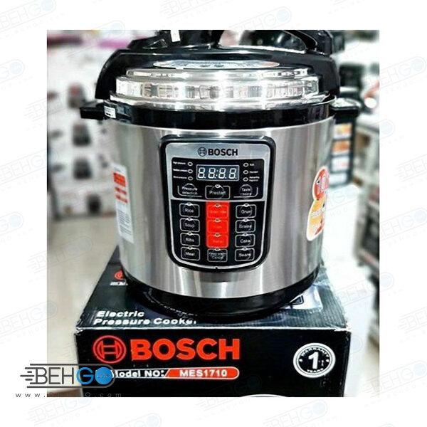 زودپز برقی 6 لیتری بوش مدل MES1710