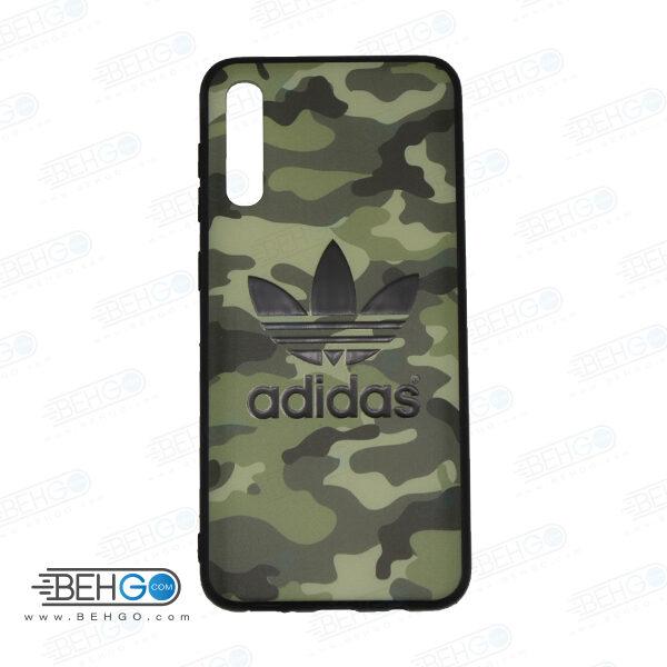 قاب A70s و A70 کاور سامسونگ آ هفتاد اس قاب فانتزی گوشی سامسونگ A70 S با با عکس ارتشی ادیداس طرح 8 محافظ مناسب ا70 اس گوشی موبایل سامسونگ New army Adidas Phone Case For Samsung A70s/A70