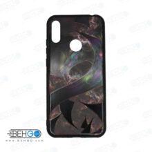 قاب Y6 prime 2019 کاور هواوی honor 8a قاب فانتزی گوشی هواوی وای 6 پریم 2019 با عکس بنفش، مشکی طرح 9 محافظ مناسب وای شش پریم 2019 گوشی موبایل هواوی New Purple and Black Phone Case For Huawei Y6 prime 2019/honor 8a