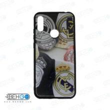 قاب Y6 prime 2019 کاور هواوی honor 8a قاب فانتزی گوشی هواوی وای 6 پریم 2019 با عکس رئال مادرید طرح 3 محافظ مناسب وای شش پریم 2019 گوشی موبایل هواوی New Real Madrid Phone Case For Huawei Y6 prime 2019/honor 8a