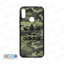 قاب Y6 prime 2019 کاور هواوی honor 8a قاب فانتزی گوشی هواوی وای 6 پریم 2019 با عکس ارتشی ادیداس طرح 8 محافظ مناسب وای شش پریم 2019 گوشی موبایل هواوی New army Adidas Phone Case For Huawei Y6 prime 2019/honor 8a