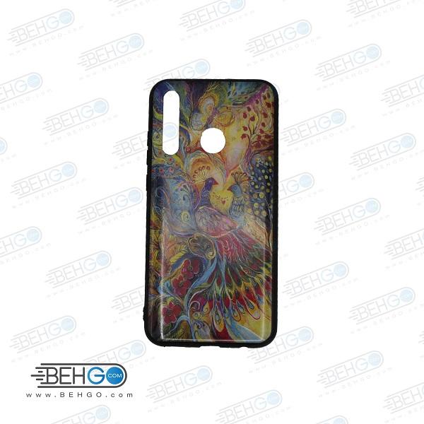 قاب Honor 20 Lite و honor 10 lite کاور هواوی پی اسمارت 2019 قاب فانتزی گوشی هواوی آنر 10 لایت با عکس طاووس طرح 11 محافظ مناسب psmart 2019 گوشی موبایل هواوی New Phone Case For Huawei Honor 20lite / honor 10 lite /psmart 2019