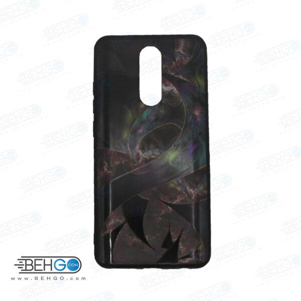 قاب redmi 8 کاور شیائومی redmi 8 قاب فانتزی گوشی شیائومی redmi 8 با عکس تاج و تاس طرح 13 محافظ مناسب ردمی 8 گوشی موبایل شیائومی New Crown and Dice Phone Case For xiaomi redmi 8