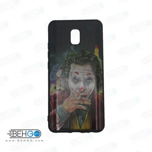 قاب redmi 8a کاور شیائومی redmi 8a قاب فانتزی گوشی شیائومی redmi8 a با عکس جوکر طرح 1 محافظ مناسب ردمی 8 محافظ مناسب ردمی 8 آ گوشی موبایل شیائومی New Joker Phone Case For xiaomi redmi 8a