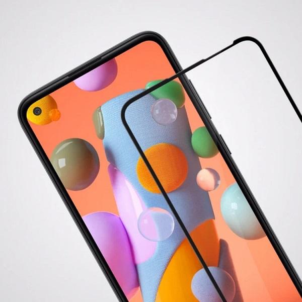 گلس گوشی ردمی نوت 9 و ردمی 10 ایکس فول مخصوص گوشی شیائومی Redmi Note9 و Xiaomi Redmi10X محافظ صفحه نمایش شیشه ای Glass Screen Protector For Xiaomi Redmi 10X/Note 9