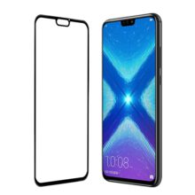 گلس Honor 8X مناسب وای 9 2019 و Honor8X گلس انر 8 ایکس محافظ صفحه نمایش تمام چسب برای گوشی هواوی Full Tempered Glass Mobile Phone Screen Protectors for Huawei Y9 2019 / Honor 8X