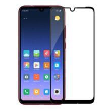 گلس ردمی 7 گلس فول مخصوص گوشی شیائومی redmi 7 محافظ صفحه نمایش شیشه ای Glass Screen Protector For Xiaomi Redmi7 / Redmi 7