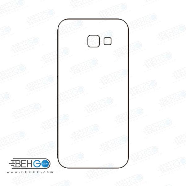 برچسب پشت a5 2017 سامسونگ محافظ پشت رنگی و اکلیلی گوشی Samsung Galaxy A5 2017 a520 Back Protector