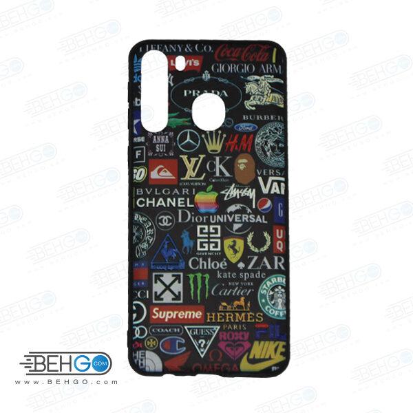 قاب گوشی سامسونگ A21 کاور سامسونگ A21 قاب A21 کد 7 محافظ ا21 گوشی موبایل سامسونگ Code 7 Phone Case For Samsung A21