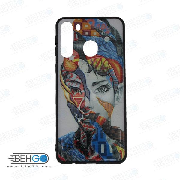 قاب گوشی سامسونگ A21 کاور سامسونگ A21 قاب A21 کد 6 محافظ ا21 گوشی موبایل سامسونگ Code 6 Phone Case For Samsung A21