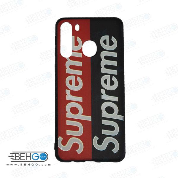 قاب گوشی سامسونگ A21 کاور سامسونگ A21 قاب A21 کد 8 محافظ ا21 گوشی موبایل سامسونگ Code 8 Phone Case For Samsung A21